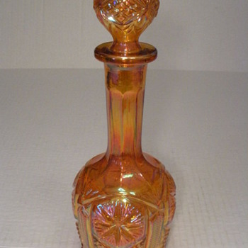 Star &amp; File Decanter