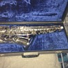 B&S Blue Label Alto Vintage Saxophone (UNIQUE PIECE)