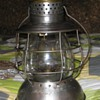 1871 LS & MS Ry lantern. Made by Parmelee & Bonnell