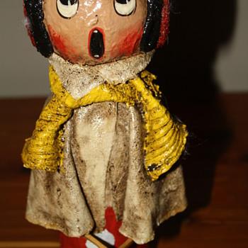 Paper Mache Dolls - Dolls
