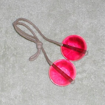 1970's Clackers - Games