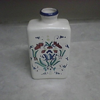 CERAMIC WINE FLASK