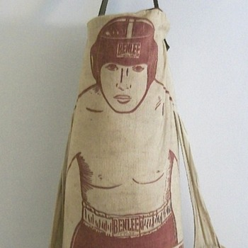 Ben Lee Fite Back Child Sized Boxing Bag
