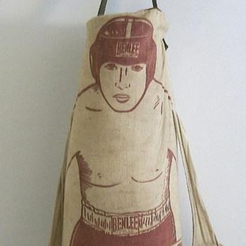 Ben Lee Fite Back Child Sized Boxing Bag