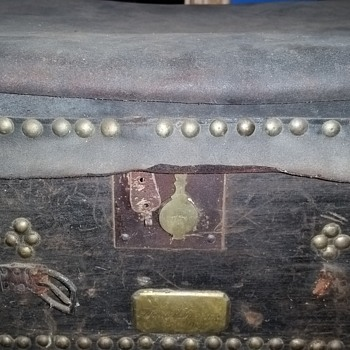 1850s Leather Trunk - How Do I Take Care of the Leather?