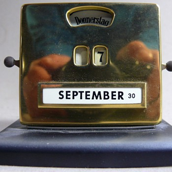 Jakob Maul desk calendar - Office