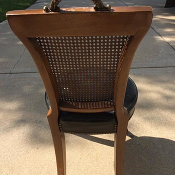 Italian Provincial Side Chair? - Furniture
