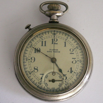 Pastor Stop Watch - Pocket Watches