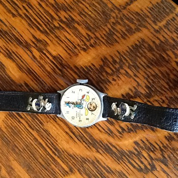 Donald Duck wristwatch