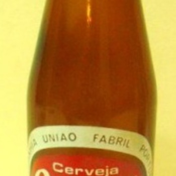 Portuguese beer bottle - Bottles