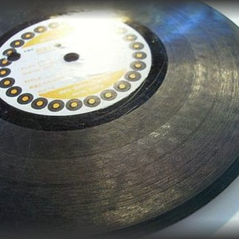 Old RecorD DISC Corp ( LP ) ---> Private Recording  - Records
