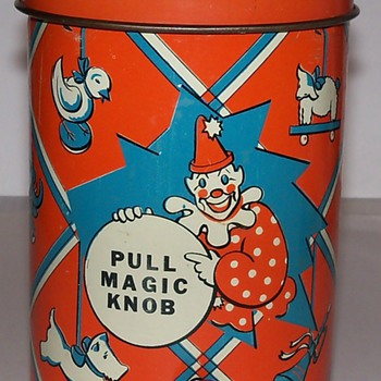 Creepy Clown in a Can