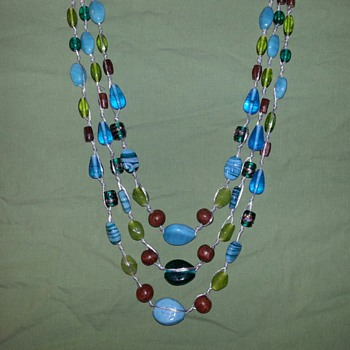 Beaded Necklaces - Costume Jewelry