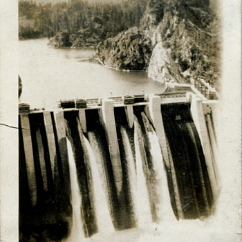Eastern Washington Hydro 1920s - Photographs