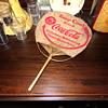 c. 1905 Coca-Cola Paper Fan