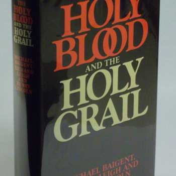 The Holy Blood and the Holy Grail  - Books