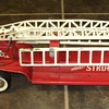 Antique Structo Fire Engine
