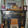 late 1800&#039;s or early 1900&#039;s fire place