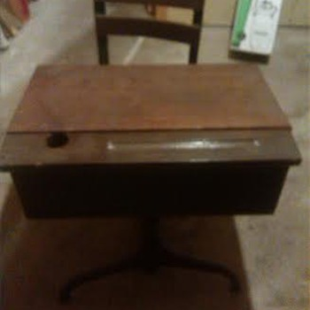 Old School Desk