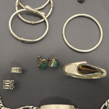 TAXCO Jewelry