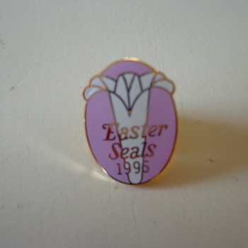 Vintage 1996 Easter Seals Pin