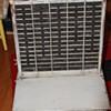Antique receipt cabinet