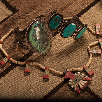 Old and New Indian Jewelry