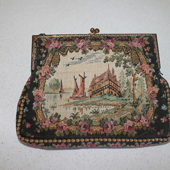 Needle point Small Purses - Accessories