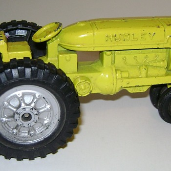 Hubley Tractor - Toys