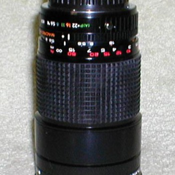 Samyang Auto Zoom 35mm Camera Lens