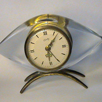 Bradley Glass eye alarm clock - Clocks