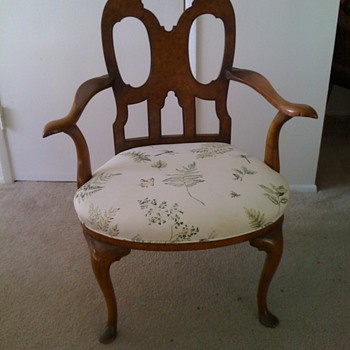 Antique Chair from Europe