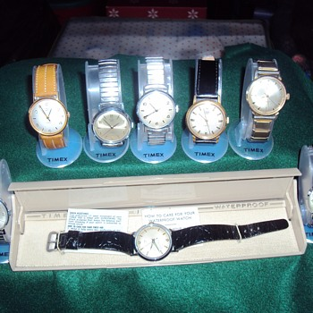 Timex 17 Jewels 400 Seires