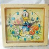Scottish Made Animated Donald Duck Clock
