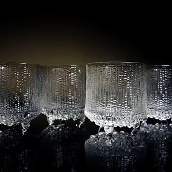TAPIO WIRKKALA  1915-1985 - Art Glass