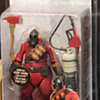1st Edition NECA Red Pyro Figure from TF2