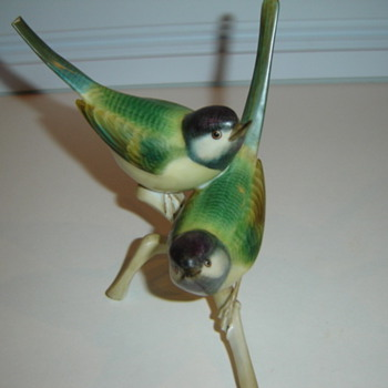 Herend of Hungary Birds - Art Pottery