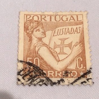 Portugal stamp - Stamps