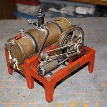 Weeden #647 Model Steam Engine (c.1927-33) - Tools and Hardware