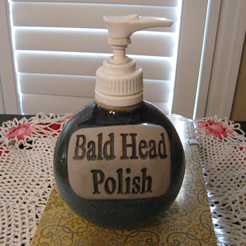 Bald Head Polish (:-D)
