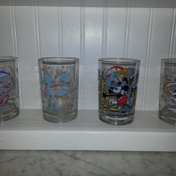 Disney Glassware
