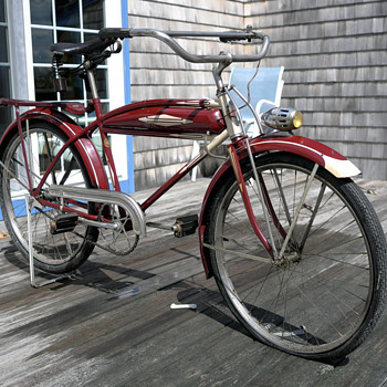 1937 ? Henderson built by Schwinn - Outdoor Sports