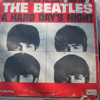 The Beatles......... - Records