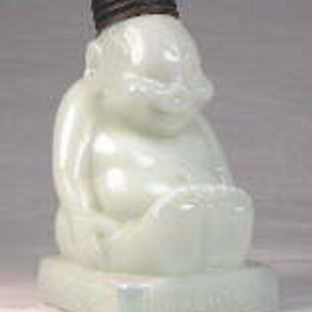 """Billiken - The God of Things As They Ought to Be"" - Bottles"