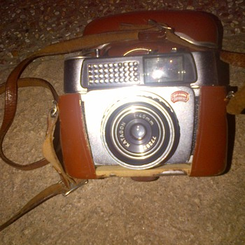 German Made Braun Paxette Camera