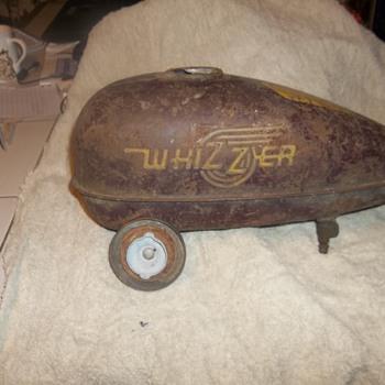 Wizzer Gas Tank