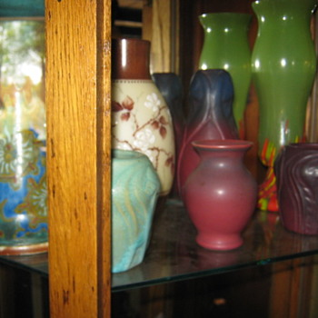 POTTERY & GLASS