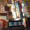 Collections of Toys, Tins, Signs, & More