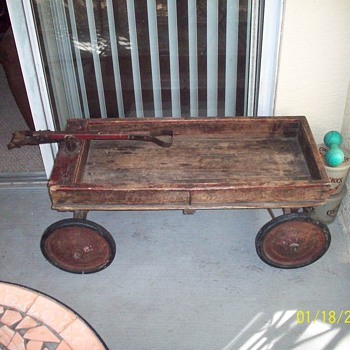 The Ford Special (newsboys wagon)