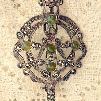 Tara Brooch Reproduction - Costume Jewelry